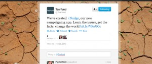 Tearfund Nudge App