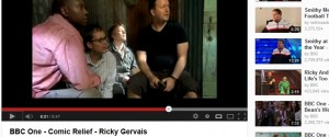 Can Ricky Gervais's irony save the world?
