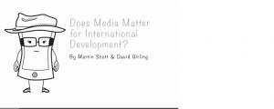 Does Social Media Matter for International Development?