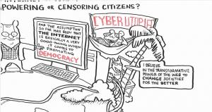 Cyber-Utopians versus Cyber-Skeptics
