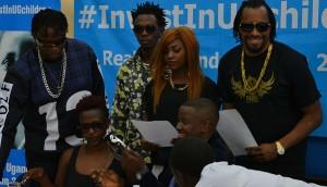 UNICEF Uganda #Imagine Campaign